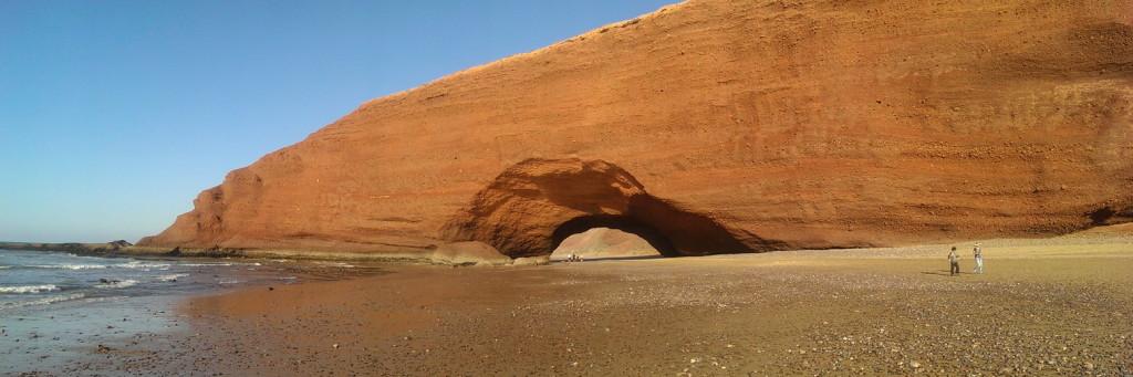 Arches de Legzira