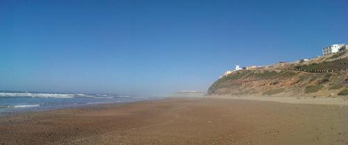 Sidi Ifni vanaf het strand