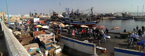 vissershaven (Essaouira)