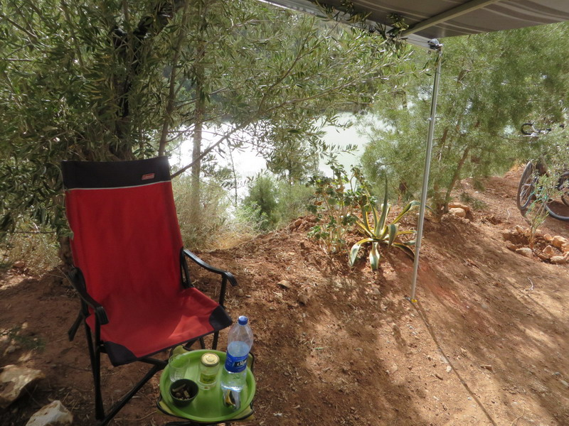 camping eau vive