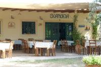 resto bij Skandia (Kythira)