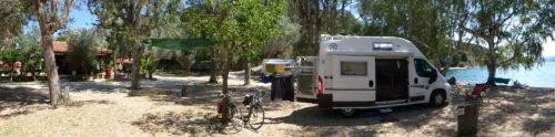 camping Elena (Platania)