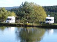 camperplek Vedrines St Loup