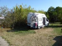 camperplek Vias