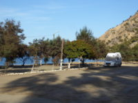 parking Torres de Alcala